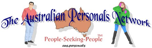 The Australian Personals Network™ 2002